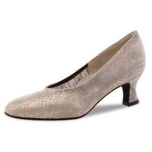 Werner Kern - Ladies Dance Shoes Laura - Shark Antique