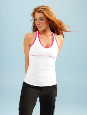 Bokwa® - Ultimate Lena Tank - Blanco