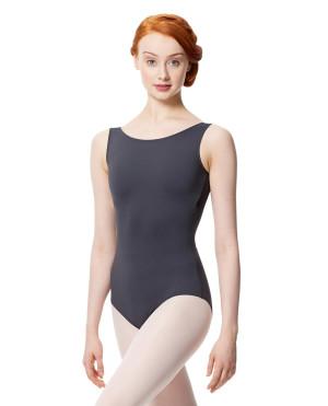 LULLI Dancewear Donne Balletto Calzamaglia/Body/Leotard Yolanda senza maniche