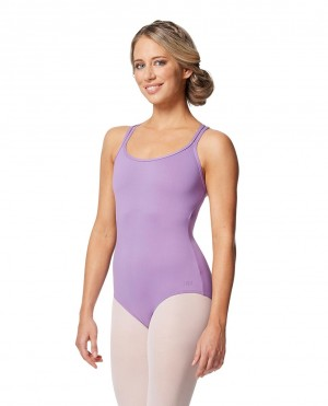 LULLI Dancewear Donne Balletto Calzamaglia/Body/Leotard CAITIE senza maniche