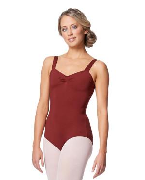 LULLI Dancewear Donne Balletto Calzamaglia/Body/Leotard CADINA senza maniche