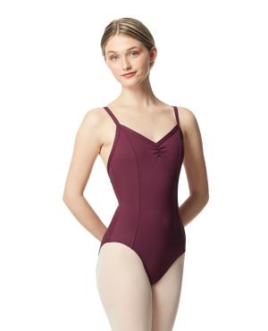 LULLI Dancewear Donne Balletto Calzamaglia/Body/Leotard TATIANA senza maniche