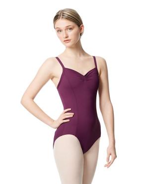 LULLI Dancewear Donne Balletto Calzamaglia/Body/Leotard GALINA senza maniche