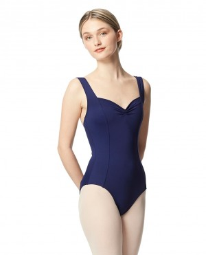 LULLI Dancewear Donne Balletto Calzamaglia/Body/Leotard VASILISA senza maniche