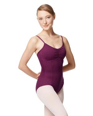 LULLI Dancewear Donne Balletto Calzamaglia/Body/Leotard DELPHINE senza maniche