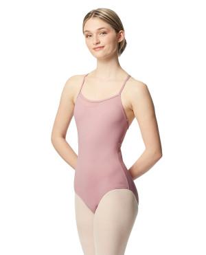 LULLI Dancewear Donne Balletto Calzamaglia/Body/Leotard ZINAUDA senza maniche