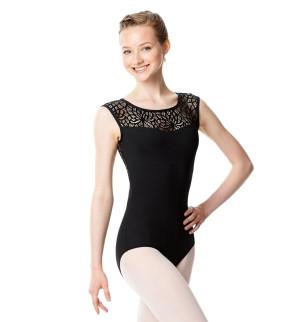 LULLI Dancewear Donne Balletto Calzamaglia/Body/Leotard GILLIAN