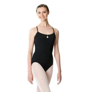 LULLI Dancewear Donne Balletto Calzamaglia/Body/Leotard ELEANOR senza maniche