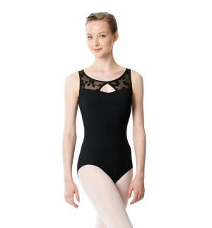 LULLI Dancewear Donne Balletto Calzamaglia/Body/Leotard IMOGEN senza maniche