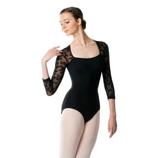 LULLI Dancewear Donne Balletto Calzamaglia/Body/Leotard ALBERTINE