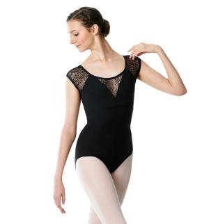 LULLI Dancewear Donne Balletto Calzamaglia/Body/Leotard ANOUK