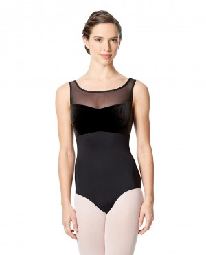 LULLI Dancewear Donne Balletto Calzamaglia/Body/Leotard OXANA