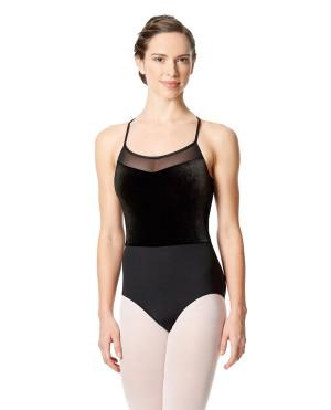 LULLI Dancewear Donne Balletto Calzamaglia/Body/Leotard ASHLEY senza maniche