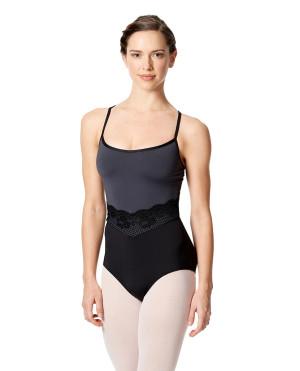 LULLI Dancewear Donne Balletto Calzamaglia/Body/Leotard ABRIL senza maniche