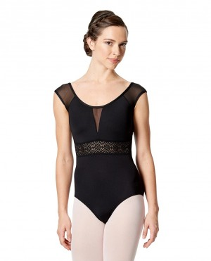 LULLI Dancewear Donne Balletto Calzamaglia/Body/Leotard AMALIA