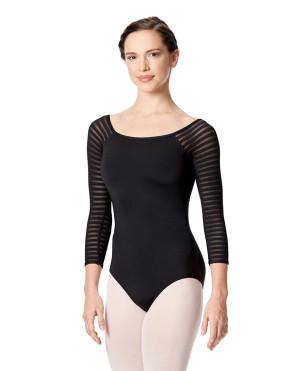 LULLI Dancewear Donne Balletto Calzamaglia/Body/Leotard MILENA
