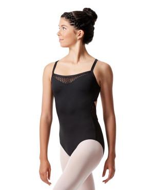 LULLI Dancewear Donne Balletto Calzamaglia/Body/Leotard DONATELLA senza maniche