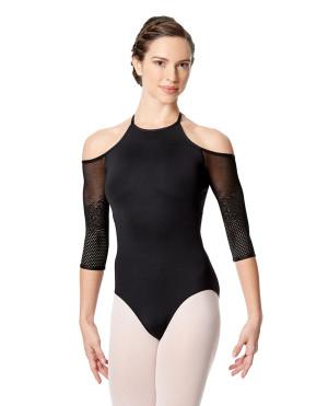 LULLI Dancewear Donne Balletto Calzamaglia/Body/Leotard JUSTYNA