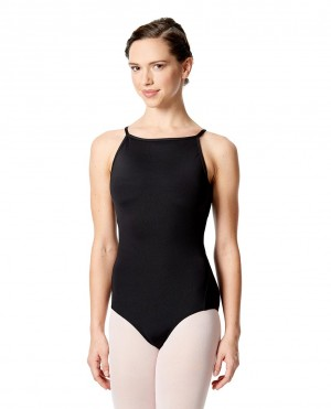 LULLI Dancewear Donne Balletto Calzamaglia/Body/Leotard SONIA senza maniche