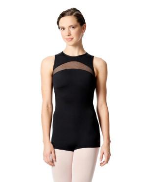 LULLI Dancewear Donne Balletto Calzamaglia/Body/Leotard AGUSTINA senza maniche