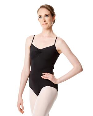 LULLI Dancewear Donne Balletto Calzamaglia/Body/Leotard FEDERICA senza maniche