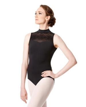 LULLI Dancewear Donne Balletto Calzamaglia/Body/Leotard MARISSA senza maniche