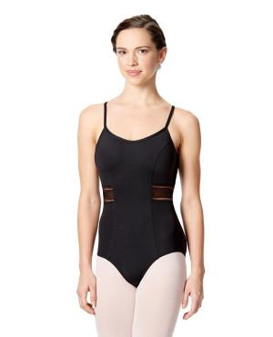 LULLI Dancewear Donne Balletto Calzamaglia/Body/Leotard GEMMA senza maniche