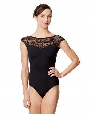 LULLI Dancewear Donne Balletto Calzamaglia/Body/Leotard MAYARA