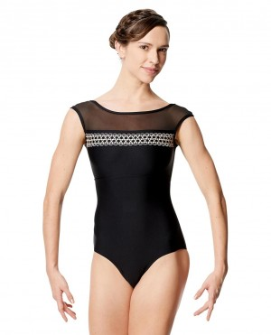 LULLI Dancewear Donne Balletto Calzamaglia/Body/Leotard EDELI