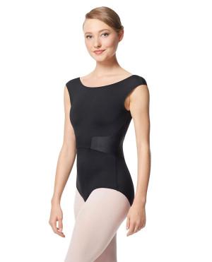 LULLI Dancewear Donne Balletto Calzamaglia/Body/Leotard SATINE