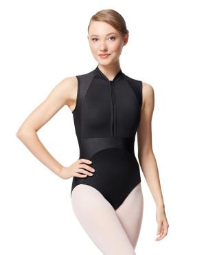 LULLI Dancewear Donne Balletto Calzamaglia/Body/Leotard AUBREE senza maniche