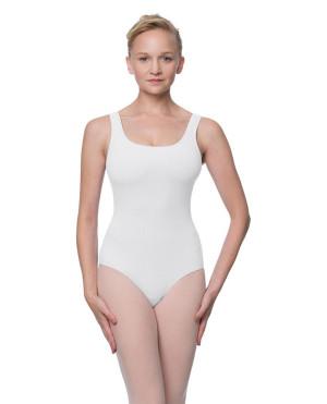 LULLI Dancewear Donne Balletto Calzamaglia/Body/Leotard BARBARA con spalline strette
