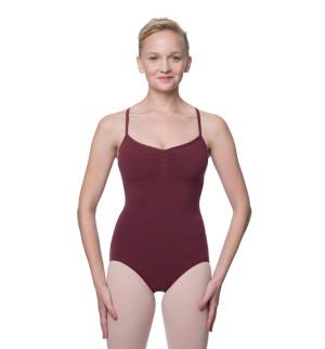LULLI Dancewear Donne Balletto Calzamaglia/Body/Leotard NELL con spalline sottili