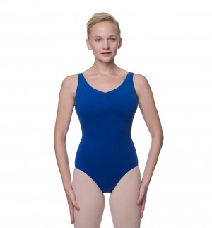 LULLI Dancewear Donne Balletto Calzamaglia/Body/Leotard LUNA senza maniche