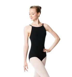 LULLI Dancewear Donne Balletto Calzamaglia/Body/Leotard CALLA senza maniche