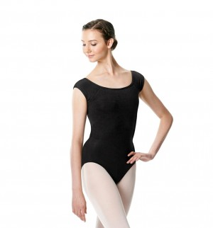 LULLI Dancewear Damen Ballett Trikot/Body/Leotard DINAH