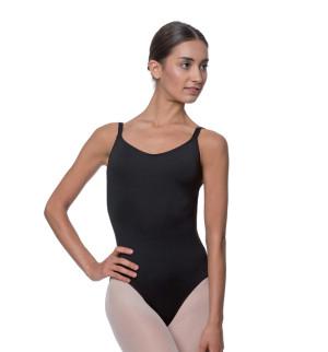 LULLI Dancewear Donne Balletto Calzamaglia/Body/Leotard VERONICA con spalline strette
