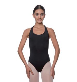 LULLI Dancewear Donne Balletto Calzamaglia/Body/Leotard MALLORY con cavezza