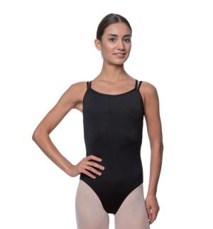 LULLI Dancewear Donne Balletto Calzamaglia/Body/Leotard NINA senza schienale