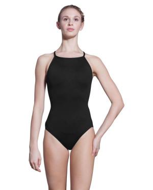 LULLI Dancewear Donne Balletto Calzamaglia/Body/Leotard RORY senza schienale con cinturini