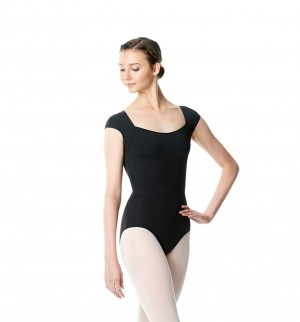 LULLI Dancewear Damen Ballett Trikot/Body/Leotard HENSELY