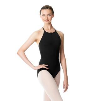 LULLI Dancewear Donne Balletto Calzamaglia/Body/Leotard SARAH con cavezza