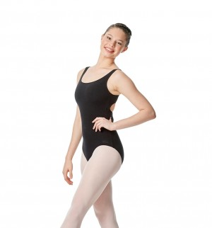 LULLI Dancewear Donne Balletto Calzamaglia/Body/Leotard CHARLIE senza maniche