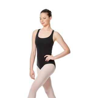 LULLI Dancewear Donne Balletto Calzamaglia/Body/Leotard STELLA senza maniche