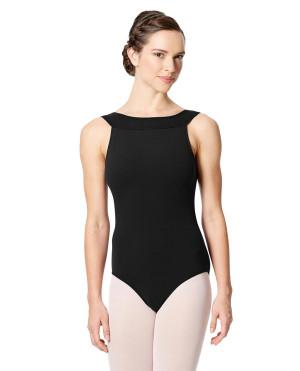 LULLI Dancewear Donne Balletto Calzamaglia/Body/Leotard ANETA senza maniche