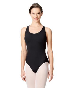 LULLI Dancewear Donne Balletto Calzamaglia/Body/Leotard FILIPPA senza maniche