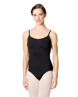 LULLI Dancewear Donne Balletto Calzamaglia/Body/Leotard MARIANNA senza maniche