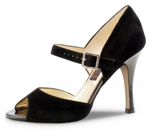 Werner Kern - Ladies Evening Shoes Maite LS - Suede