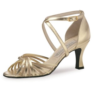 Werner Kern - Ladies Dance Shoes Mary - Chevro Platin