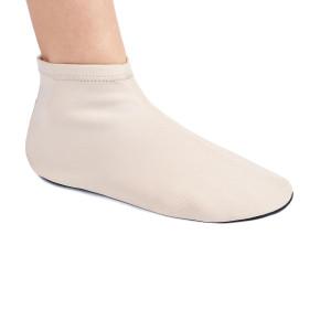 Diamant - Femmes Chaussures de Danse 008-077-092 - Satin Blanc